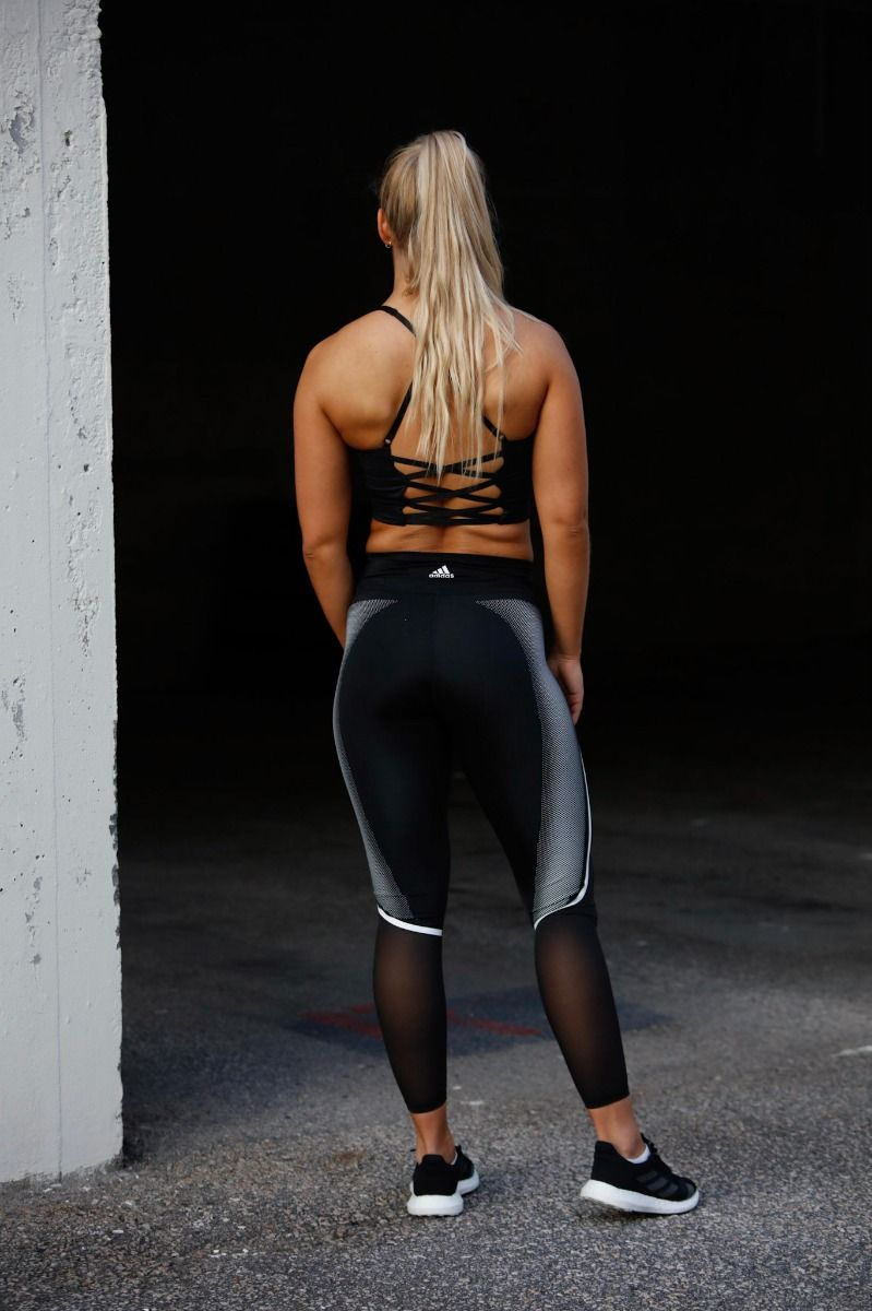 Believe This Tights Dame Sort