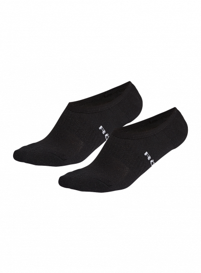 2-Pack Invisible Sock - Sort