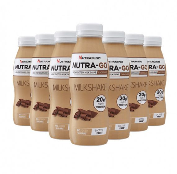 Nutra-GO Shake Chocolate 12 x 330 ml