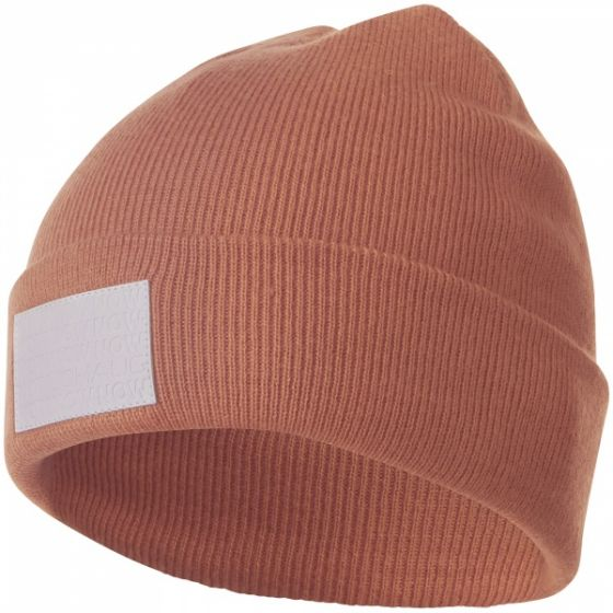 NOW Fold Beanie - Coral