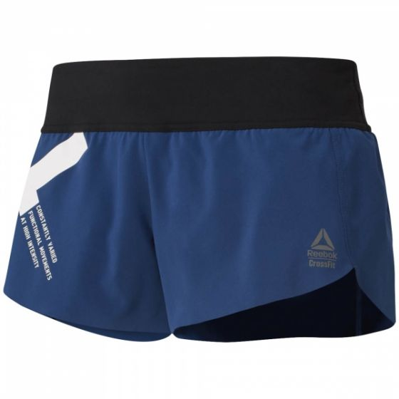 Crossfit Short Graphic - Bunker Blue