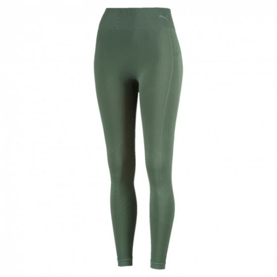 EvoKnit Seamless Legging - Green