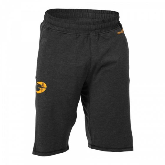 Annex Gym Shorts - Graphite Melange