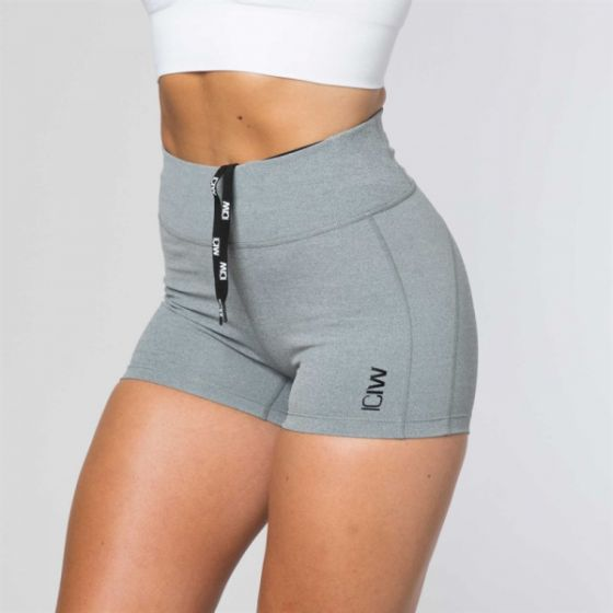 ICIW Short Tights - Heather Grey