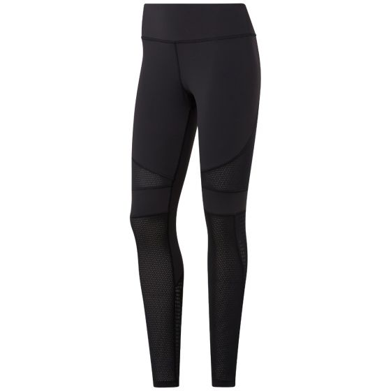 Lux Colorblocked Tights 2.0 Dame - Sort