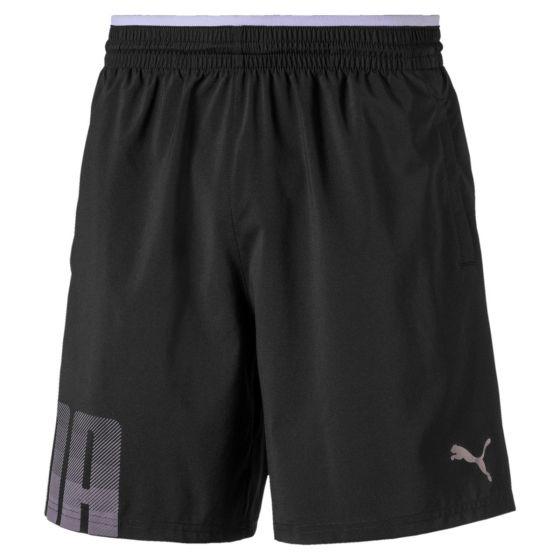 Collective Woven Shorts Herre - Sort