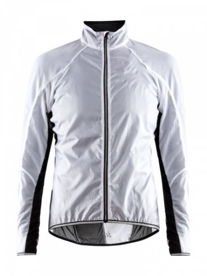 Lithe Jacket - White / Black