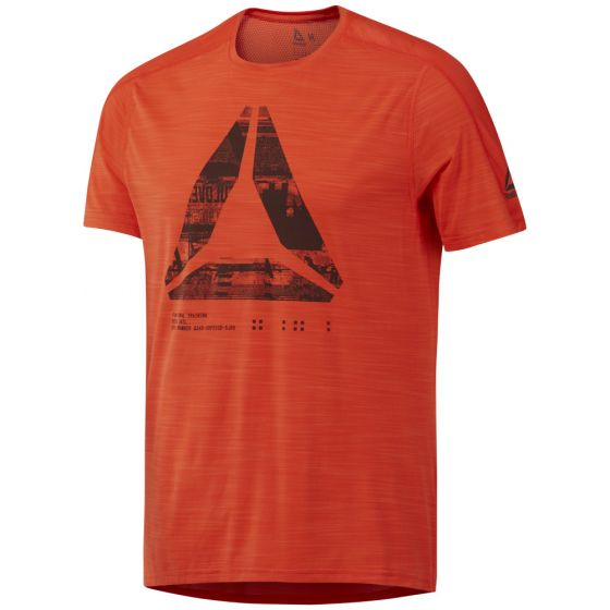 ACTIVCHILL Graphic Move Tee - Carote