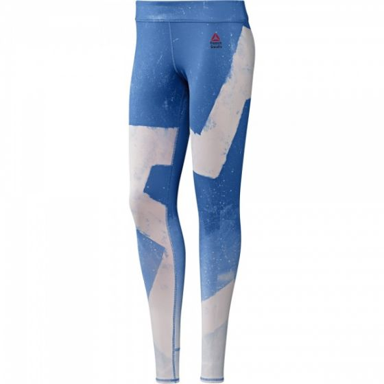 Chalk Chase Legging - Echo Blue