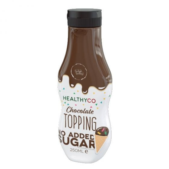 HealthyCo Topping Chocolate 250 ml