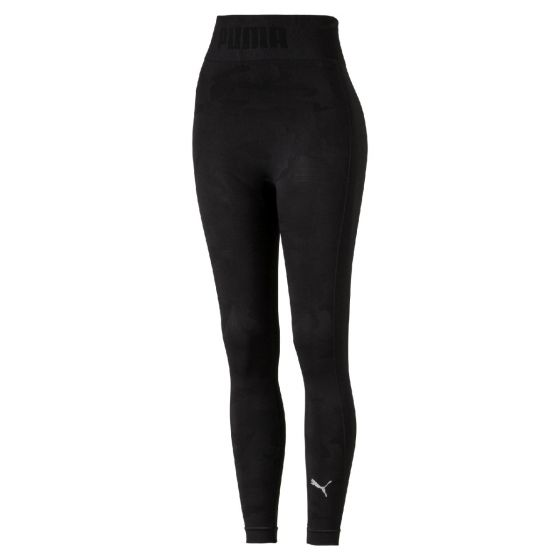 evoKNIT Seamless Leggings - Sort