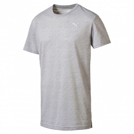 Drirelease Graphic Tee - Light Grey