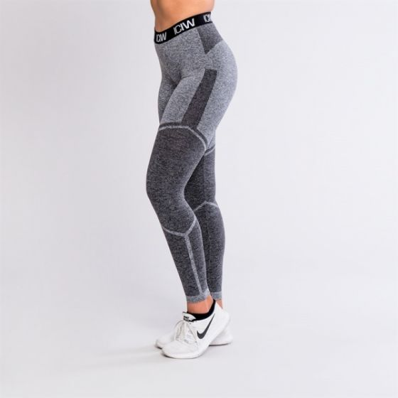 ICIW Seamless tights v2 - Grey / Black / White