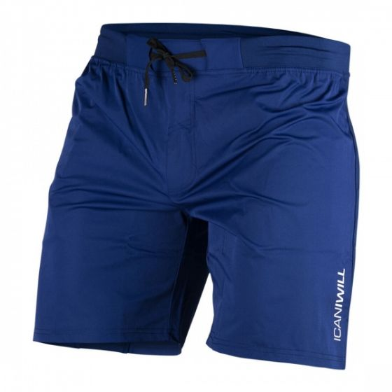 Perform Short Shorts Men - Navy