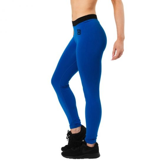 Astoria Curve Seamless Tights - Strong Blue