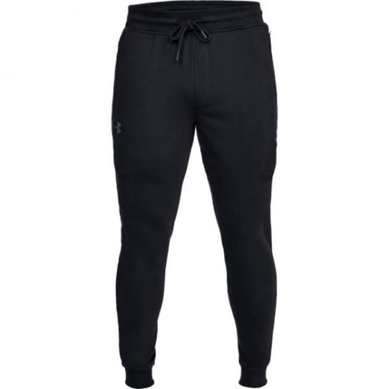 Threadborne Stacked Jogger - Black
