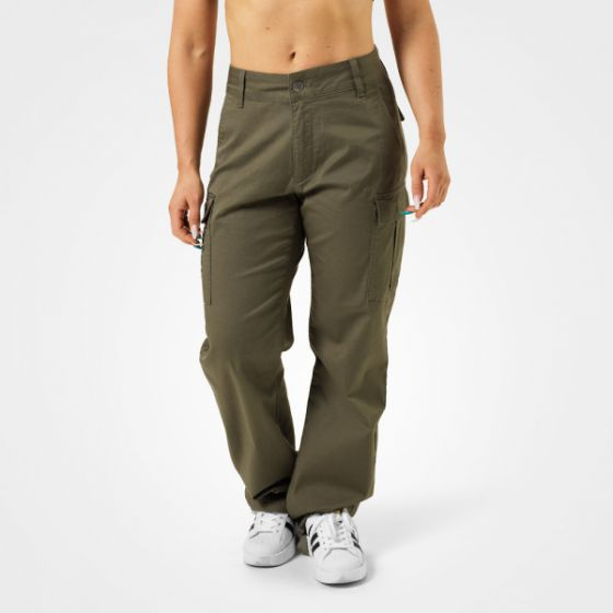 Bowery Cargos - Washed Green