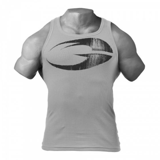 Original Ribbed Tank - Light Grey