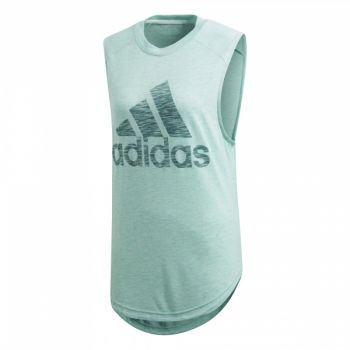 ea42671c ADIDAS Winners Muscle Tee - Clear Mint - se pris | X-Life.no