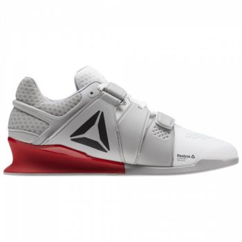 Legacy Lifter - White/Stark Grey/Red