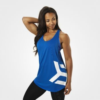 Chelsea T-Back - Strong Blue