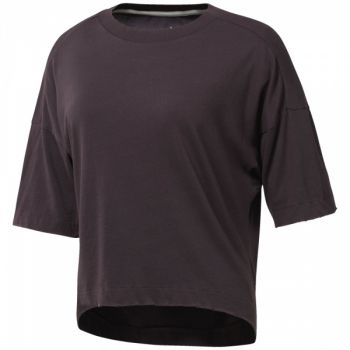 Elements Washed Tee - Smoky Volcan