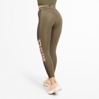 Chrystie High Tights - Wash Green
