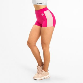 Chrystie Hotpants Shorts Dame - Rosa
