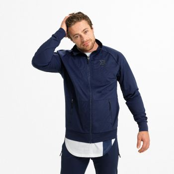 Varick Zip Jacket - Blå