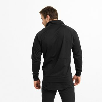 Varick Zip Jacket - Sort