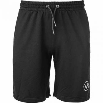 Patrick M Sweat Short Pant - Sort