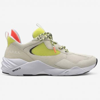 Kanetyk Suede W13 Chunky Sneakers Dame - Gul