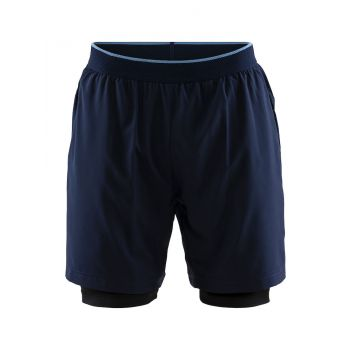 Charge 2-In-1 Shorts M - Blå