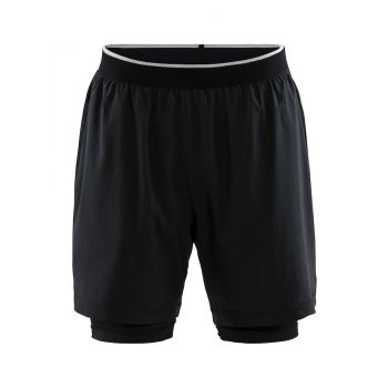 Charge 2-In-1 Shorts M - Sort