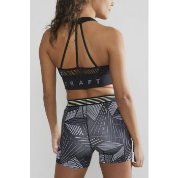 Nrgy Mesh Short Top W - Sort