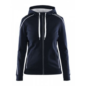 In-The- Zone Full Zip Hood Dame