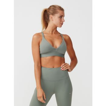 Braid Sports Bra - Grønn
