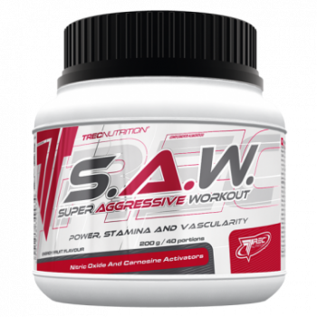 Saw Pre Workout 200 g