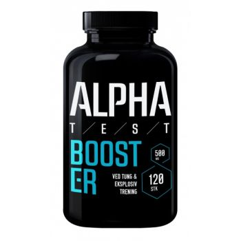 Alpha Test Booster 120 kapsler x 3