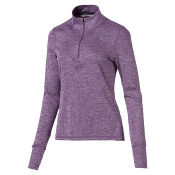 Ignite 1/2 Zip Top - Lilla