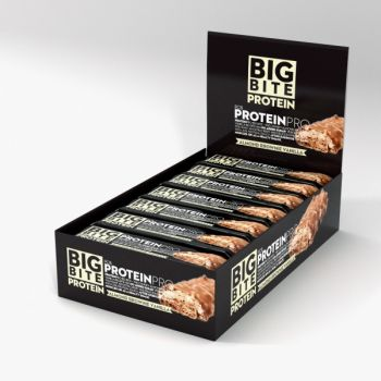 ProteinPro Bar BigBite 45g x 24stk, Almond/Brownie