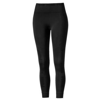 evoKNIT Seamless Tights Dame - Sort