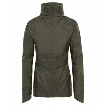 Inlux Dryvent Jacket - Grape Leaf Heather