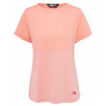 Inlux Top - Orange Heather