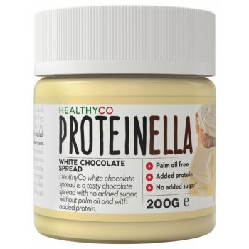 Proteinella White Chocolate 200 g