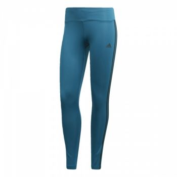 D2M RR 3 stripe Long tights - Real Teal