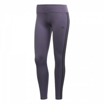 D2M RR 3 stripe Long tights - Trace Purple