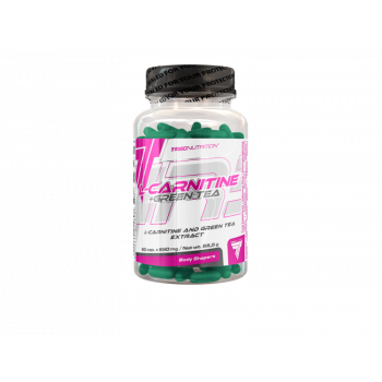 L-Carnitine Green Tea 90 kapsler