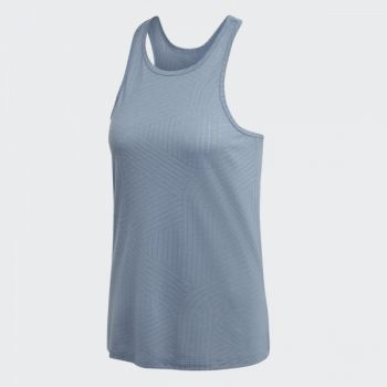 Cool Tank Graphic - Raw Grey