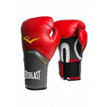 Elite Pro Style Gloves - Red